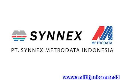 Lowongan Kerja Pekanbaru PT. Synnex Metro Data Januari 2018