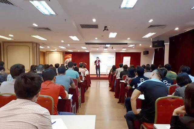 ActionCOACH HaNoi South- Huấn luyện doanh nghiệp tại Hà Nội
