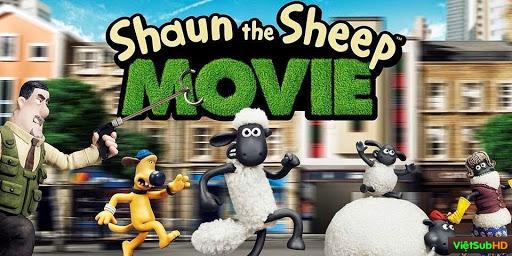 Phim Cừu Quê Ra Phố VietSub HD | Shaun The Sheep Movie 2015