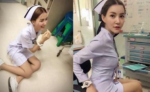 Karena Terlalu Seksi, Perawat Cantik Dipaksa Mengundurkan Diri...
