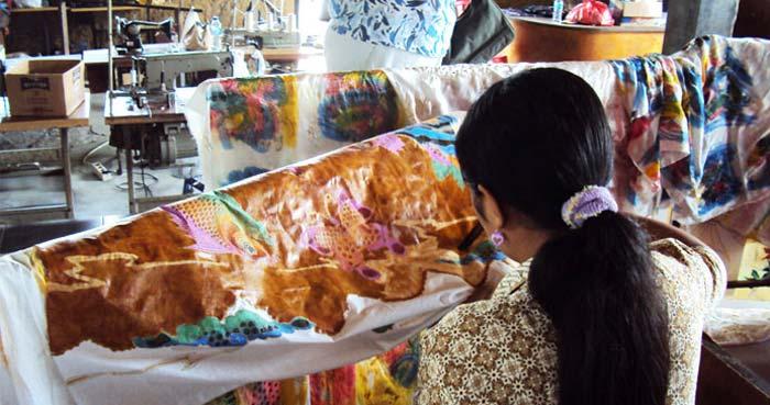 Batik Galuh, Oleh-Oleh Asli dari Gianyar – Bali