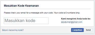 Apalagi kalau akun yang di gunakan itu sangatlah penting Lupa Kata Sandi Facebook, Begini Solusinya!