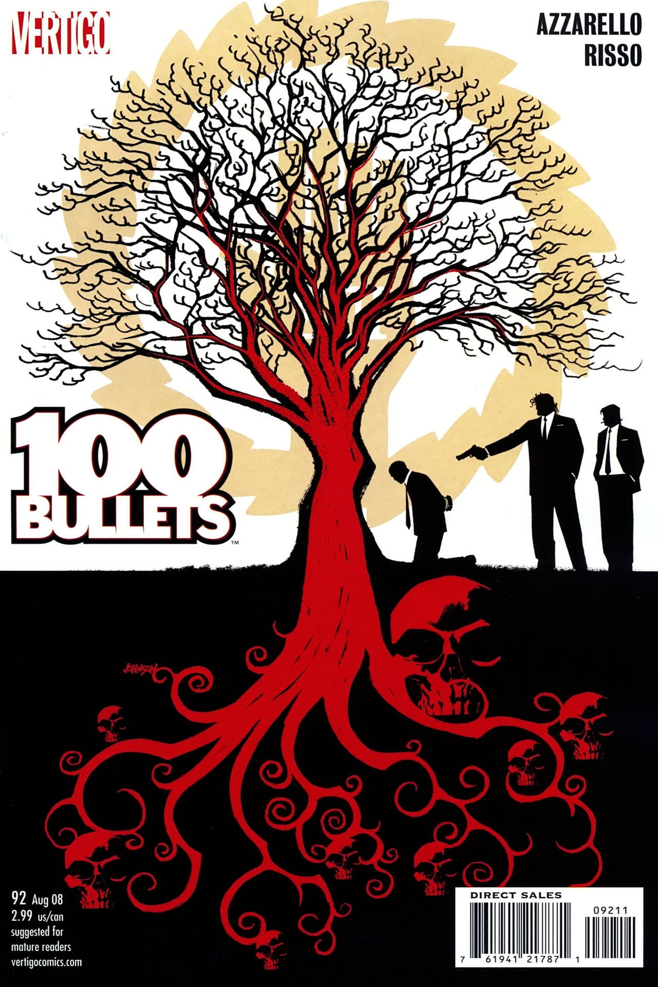 Read online 100 Bullets comic -  Issue #92 - 1