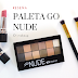 Reseña Paleta Go nude -IDI-