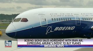 Ex-Clinton Official Got Boeing Bucks While Pushing Iran Nuke Pact – Before $25B Jet Deal