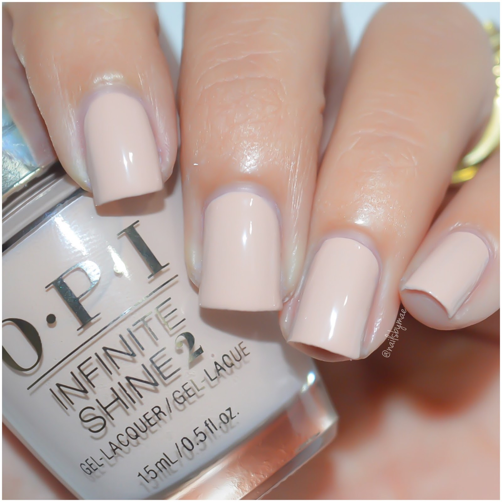 OPI Infinite Shine Swatches and Review - Sheily Mae Nail Art
