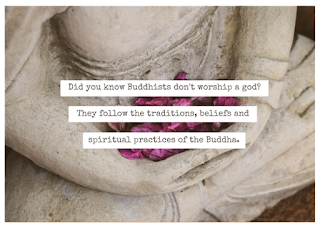 Fact quote Buddhists