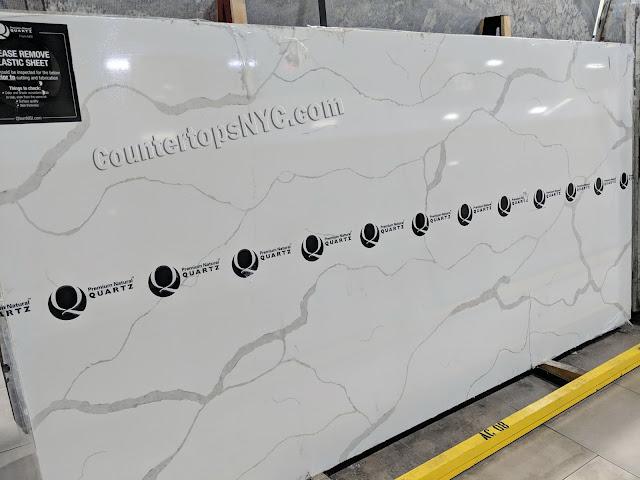 Calacatta Classique Quartz Countertops NYC