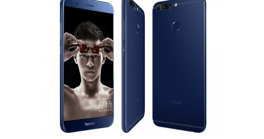 Honor V9 Play with 4GB RAM and metal body announced in China Full Deteils In Hindi