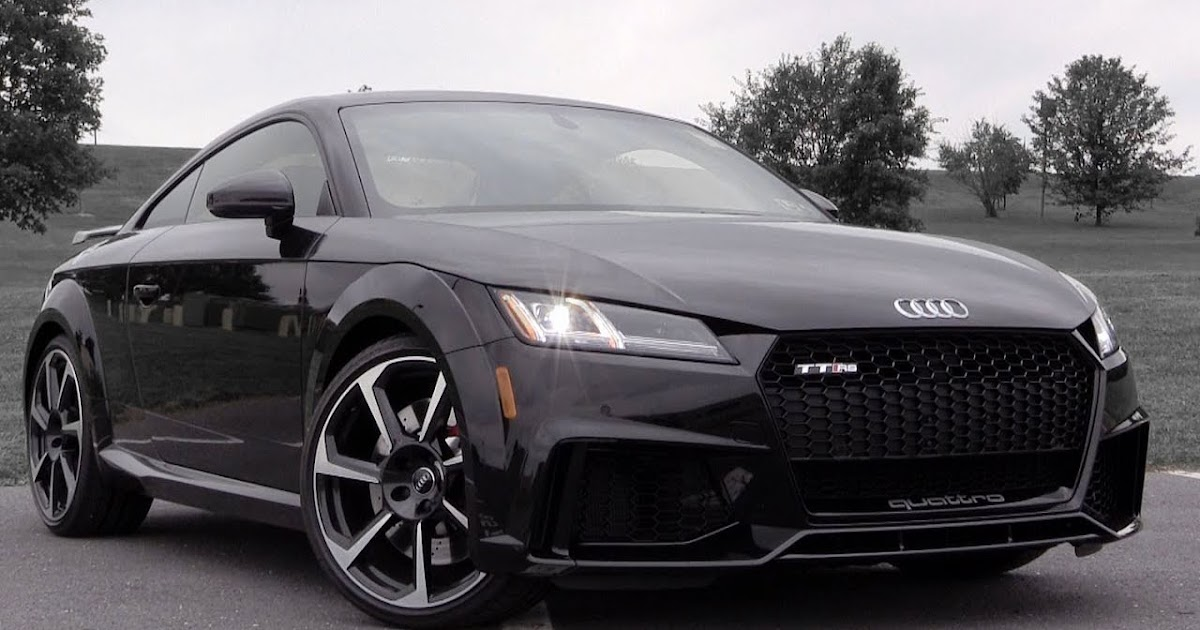 2019 audi tt rs price msrp coupe convertible changes. Black Bedroom Furniture Sets. Home Design Ideas