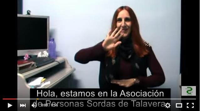Vídeo de presentación de ASORTA