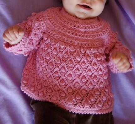 3f46dfa3a Beautiful Skills - Crochet Knitting Quilting   Baby Bubbles Smock ...