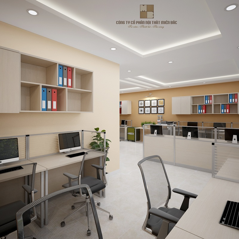 Tư vấn thiết kế nội thất văn phòng làm việc công ty