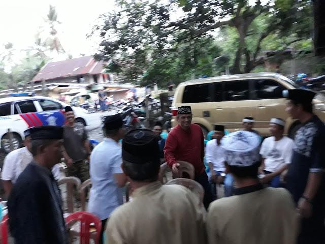 Hadiri Undangan Silaturahmi, BARAKKA Ajak Masyarakat Jalankan Aktivitas yang Bermanfaat