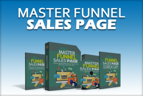 Master Funnel Sales Page