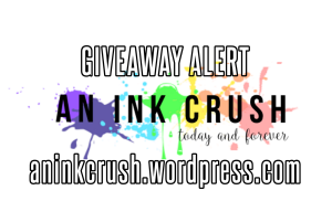 An Ink Crush - Mudra Stamp Giveaway