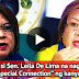 Senator Leila De Lima Confirms Having A 'Special Connection' With Her Driver? MUST WATCH!