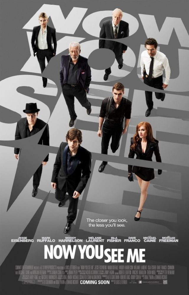 Phi Vụ Thế Kỷ - Now You See Me (2013)