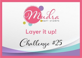 Mudra Stamps - Craft Challenge #25