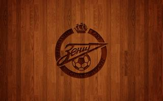 Zenit Saint Petersburg Logo Wallpaper
