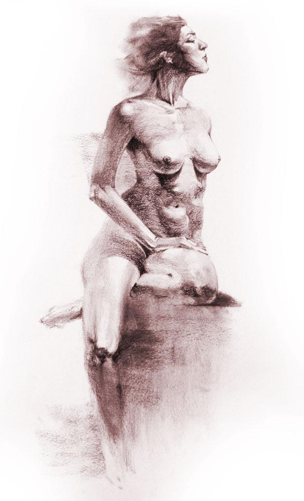 Henry Yan Figure Drawings
