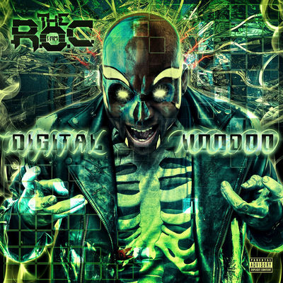 The R.O.C. - Digital Voodoo - Album Download, Itunes Cover, Official Cover, Album CD Cover Art, Tracklist