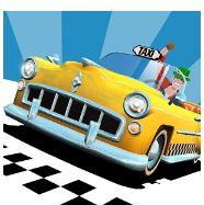Crazy Taxi City Rush v1.7.3 (Mod Money/Unlock) APK Free Download