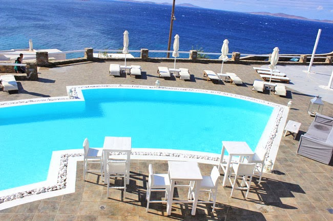 luksuzni Rocabella Hotel na Mikonosu