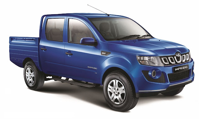 Mahindra Imperio launched in India