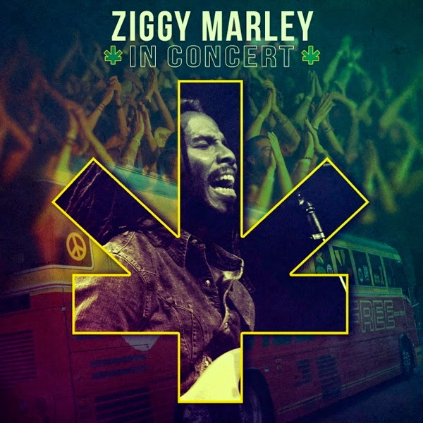 Music Television presents Ziggy Marley - Live In Concert