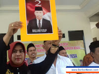 Maulana Yusuf No Urut 2 Bakal Calon Kades Lubang Buaya, Kec Setu Kab Bekasi