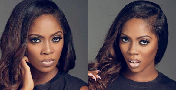 She's Truly a Savage, Tiwa Savage Claps Back at Instagram Troll (Screenshot)