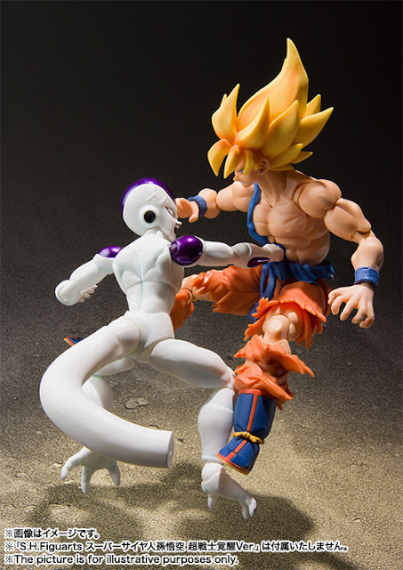 "S.H.Figuarts Frieza -RESURRECTION- de ""Dragon Ball Super"" - Tamashii Nations"