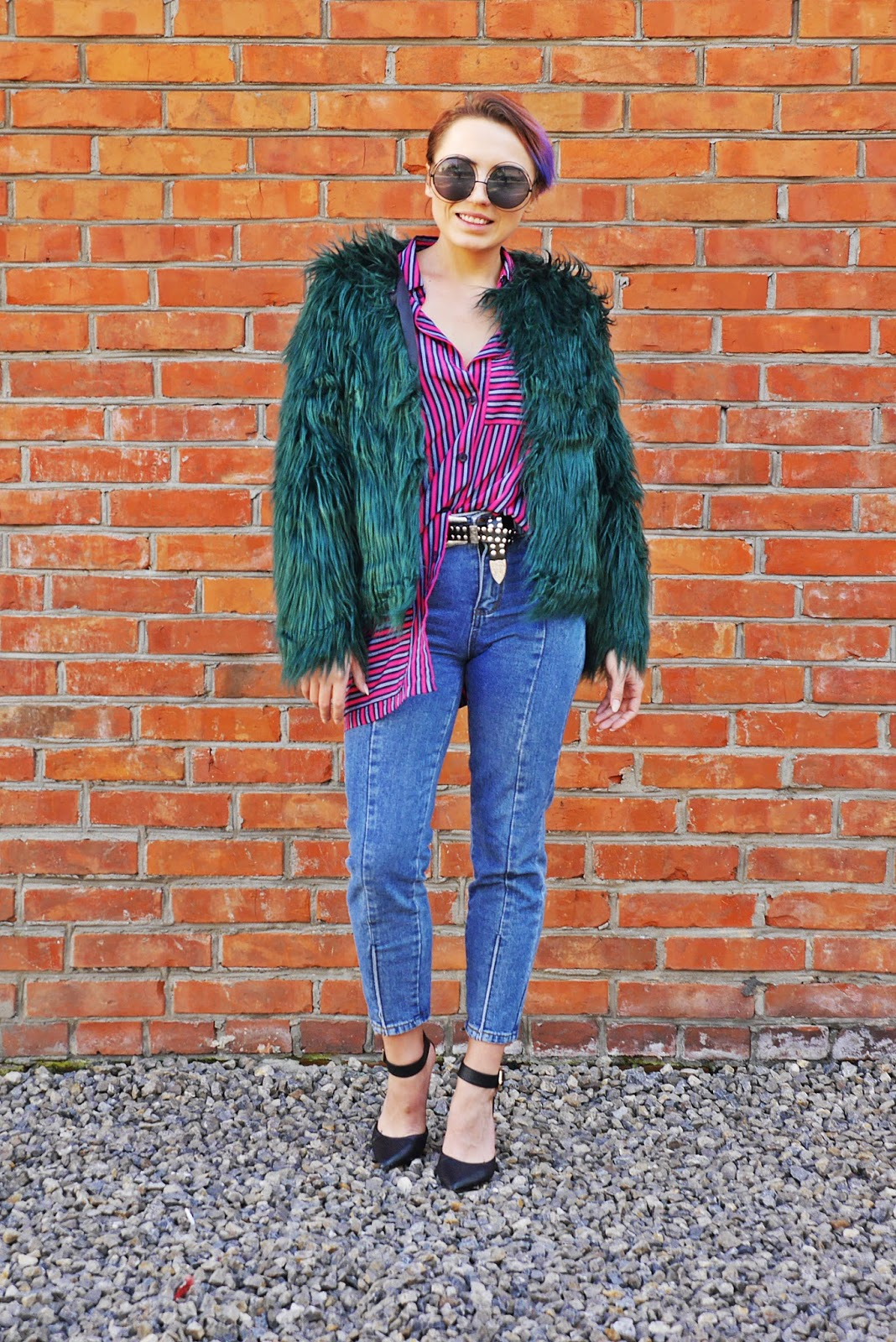3a_green_fur_stripes_shirt_karyn_blog_modowy_031017