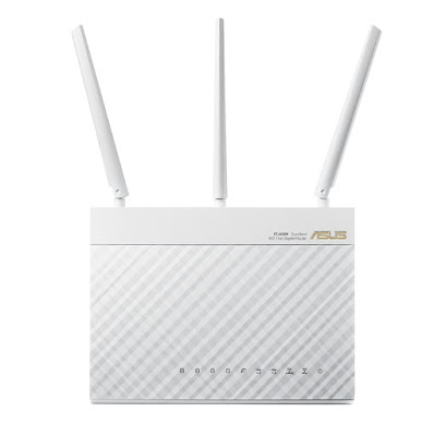 Download Firmware ASUS Wi-Fi Router RT-AC68W