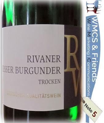 Test und Bewertung deutscher Weißwein von Aldi Nord