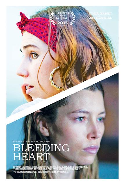 poster bleeding heart