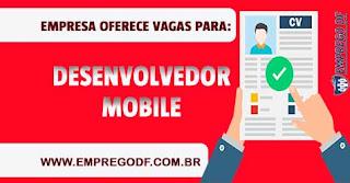 Desenvolvedor Mobile