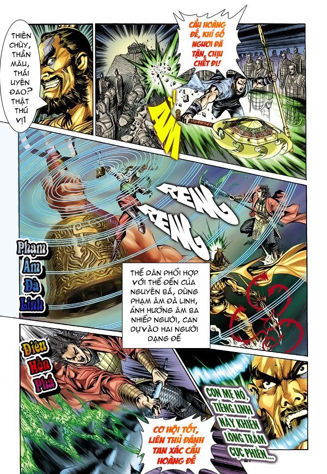 Đại Đường Uy Long chapter 53 trang 21