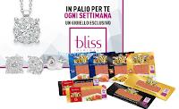 Logo Vinci ogni settimana un gioiello Bliss con KV Nordic