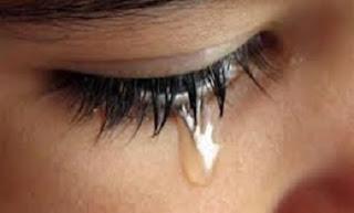 تحليل دموع النساء