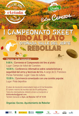 "I CAMPEONATO SKEET ""Otoñada Valle del Jerte"""
