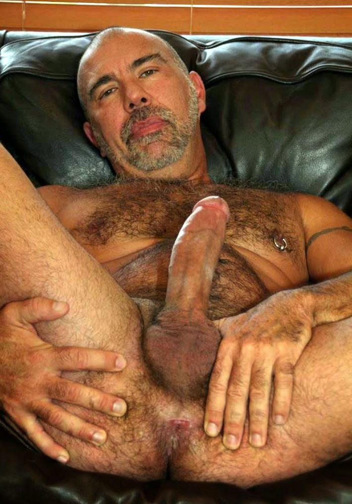 Hairy Mature Gay Porn