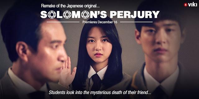 Review Drama Korea Solomon's Perjury Lakonan Kim Hyun Soo, Jang Dong Yoon, Seo Ji Hoon dan ramai lagi
