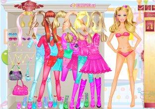 Juegos De Vestir Barbies Bratz Winx Sue Y Muñecas Vestir