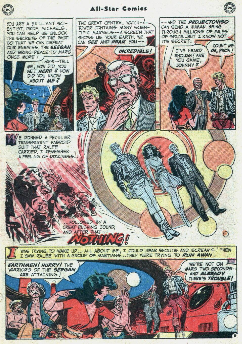 Read online All-Star Comics comic -  Issue #57 - 47