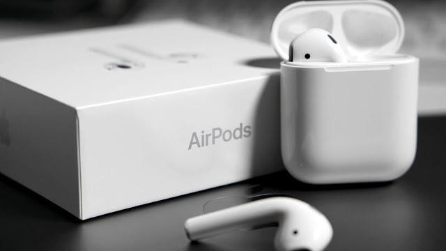 سماعات AirPods من أبل تكتسح جميع الأسواق