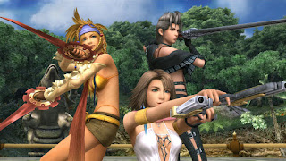 Final Fantasy X/X 2 HD Remaster Free Download