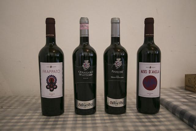 Baglio Feudo Silvestri di Granieri-Vini