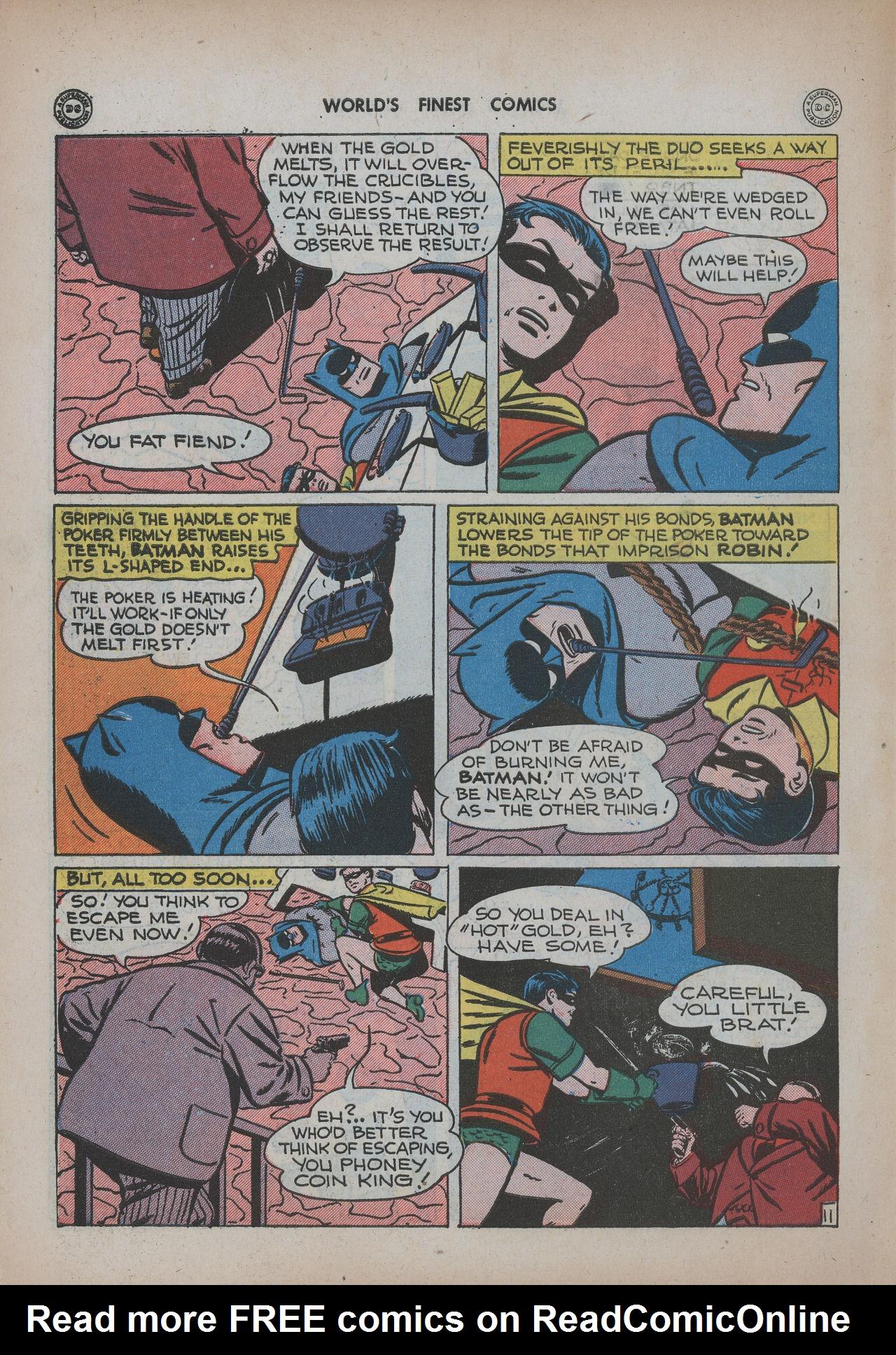 Read online World's Finest Comics comic -  Issue #20 - 72